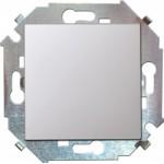 Выключатель 1кл. (белый) Simon 15 (уп/20шт) без рамки 1591101-030