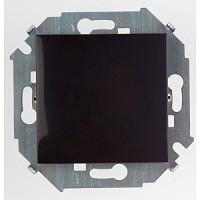 Выключатель 1кл. (черный) Simon 15 (уп/20шт) без рамки 1591101-032