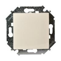 Выключатель 1кл. (сл.кость) Simon 15 (уп/20шт) без рамки 1591101-031