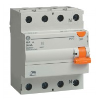 УЗО 4p 25A 30mA 6kA AC 415B/DCG425/030/608415/DMS-line