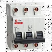 Выключатель нагрузки ВН-63, 3P 16А EKF