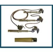 Заземление переносное для РУ ЗПП-1-18, 1кВ,нет штанги(Армавир)