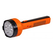 Фонарь светодиодный аккумуляторный Accu2-L15 (оранж.) Jazzway