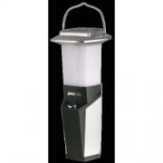 Фонарь светодиодный на солнечных батареях Camp2-L5-S (черн.) Jazzway