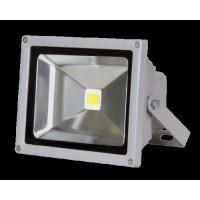 Прожектор светодиодный PFL-10w/RGB-RC/GR (цветной) IP65 (855лм) с пультом Jazzway ДОПРОДАЖА с выс