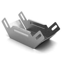 Угловой соединитель внутренний к лотку 50х50 УСВН-50х50 Остек