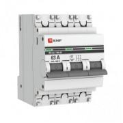 Выключатель нагрузки ВН-63 3P 25А EKF PROxima