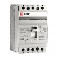 Выключатель нагрузки ВН-99 800/630А 3P EKF PROxima