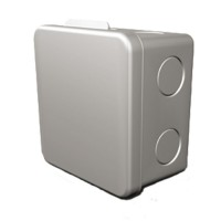 Коробка распределительная 100х100х55мм (СЗВ 100-002) GUSI