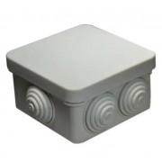 Коробка 80х80х50мм IP54 Тусо (уп90)