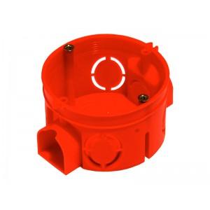 Подрозетник под бетон КУ1101 (d=68мм, h=42мм) HEGEL