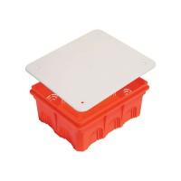 Коробка распределительная под бетон КР1103 (160х130х70мм) HEGEL