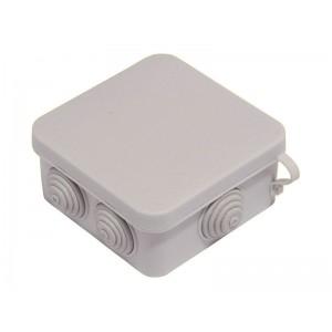 Коробка распределительная для открытой установки КР2603 (85х85х40мм) HEGEL