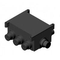 Коробка разветвительная для монолита КР1301 120х80х60 IP44 (уп72) HEGEL