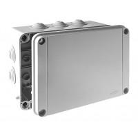 Коробка ОП Тусо распаячная 300х220х120мм без гермовводов IP65