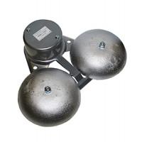 Звонок громкого боя МЗМ-1, двухчашечный 220В,50гц