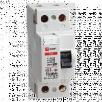 Устройство защитного отключения УЗО 2P 100А/100мА (электромеханическое) EKF