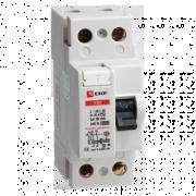 Устройство защитного отключения УЗО 2P 16А/100мА (электромеханическое) EKF
