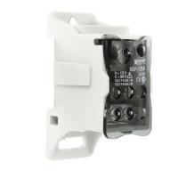 Блок распределительный КБР-160 КРОСС крепеж на монтажную панель и DIN рейку EKF PROxima