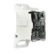 Блок распределительный (КРОСС) крепеж на монтажную панель и DIN рейку КБР-400 A EKF