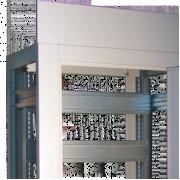 Корпус напольный ЩО-70 (2200х800х600) без Б/П IP30 разб. К