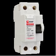 УЗО 2P 32А/30мА (электромеханическое) Basic EKF