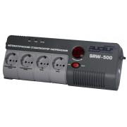 Стабилизатор напряжения навесной релейный RUCELF SRW-500-D