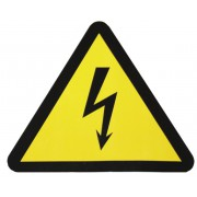 Знак Молния (100мм) EKF