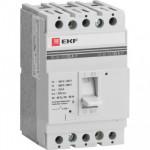 Автоматический выключатель ВА-99 125/125А 3P 25кА EKF