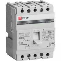Автоматический выключатель ВА-99 160/160А 3P 35кА EKF