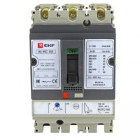 Автоматический выключатель ВА-99C (Compact NS) 160/160А 3P 36кА EKF