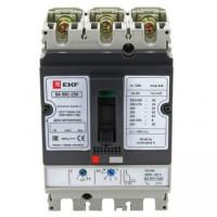 Автоматический выключатель ВА-99C (Compact NS) 250/225А 3P 45кА EKF