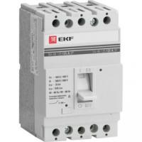 Автоматический выключатель ВА-99 125/25А 3P 25кА EKF