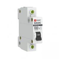 Автоматический выключатель ВА 47-29 1Р 63А (С) 4,5кА EKF