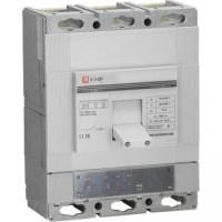 Автоматический выключатель ВА-99 3P 800/800А ТМ 35кА (наконечник/шина) с электронным расцепителем EKF