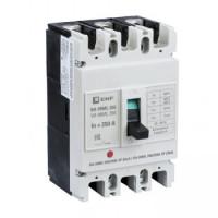 Автоматический выключатель ВА-99МL 250/250А 3P 20кА EKF Basic