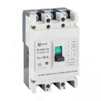 Автоматический выключатель ВА-99МL 3P 100/50А 18кА EKF Basic