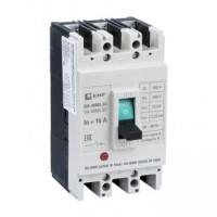 Автоматический выключатель ВА-99МL 63/16А 3P 15кА EKF Basic
