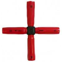 крестообразный ключ для работы под напряжением CT166