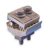 KG71 Прокалывающий шинный зажим 16-120 Al/шина 7,5мм