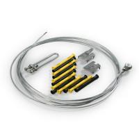 SHS5.0600052 комплект оттяжки/зажим Fe68 22,6м