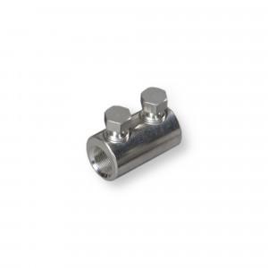 SLJ2.27 кабельный соединительный зажим со срывной головкой (уп/100)