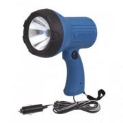 Фонарь-прожектор автомобильный V1-H55W (син.) шнур 3 м ФАZА