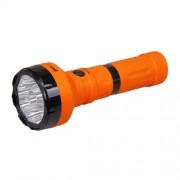 Фонарь светодиодный аккумуляторный Accu2-L09 (оранж.) Jazzway
