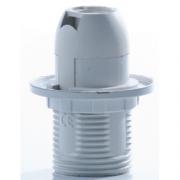 Патрон Е14 пластиковый-люстровый-IP20-КЭАЗ (уп250шт)