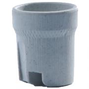 Патрон Е27 керамический IP20 КЭАЗ (уп/400шт)