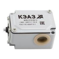 Выключатель путевой ВПК-2110Б-У2-КЭАЗ(уп10шт)