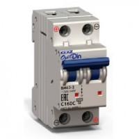 Автоматический выключатель ВМ63-2C50-DC-УХЛ3
