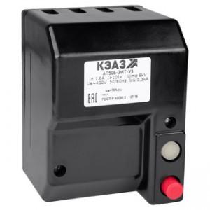 Автоматический выключатель АП 50Б-3МТ-10IН-1,6А 400В(Курск)(уп/6)