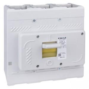 Автоматический выключатель ВА 57-39-340010-630А-5000-690AC-УХЛ3-КЭАЗ